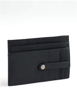 Derek Alexander Leather Cardholder