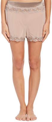 La Perla Garland Silk-Blend Short