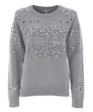 Michael Kors (マイケル コース) - Michael Kors Studded Sweatshirt