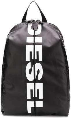 Diesel (ディーゼル) - Diesel ロゴ バックパック