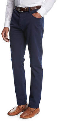 Isaia Regular Fit Denim Jeans