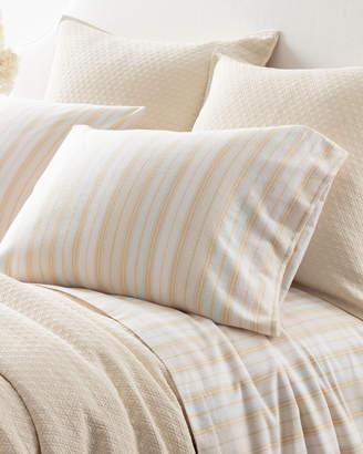 Pine Cone Hill Shelburne Stripe Flannel Full Sheet Set