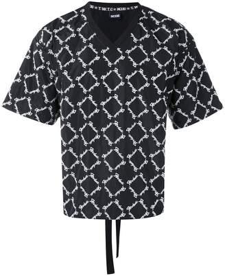 Kokon To Zai embroidered T-shirt