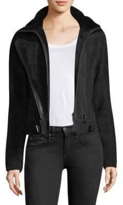 J Brand Camilla Shearling Jacket