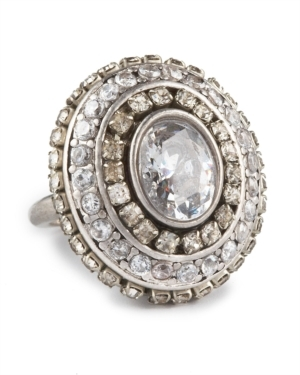 Eclectic Glam Ring, Size 7