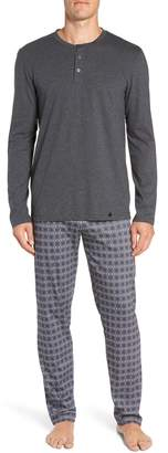 Hanro Night & Day Cotton Pajama Set