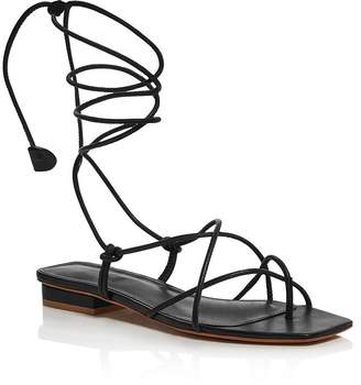 Dondoks Women's Lace-Up Gladiator Sandals - 100% Exclusive