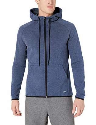 Amazon Essentials Men's Tech Fleece Full-Zip Hooded Active Sweatshirt