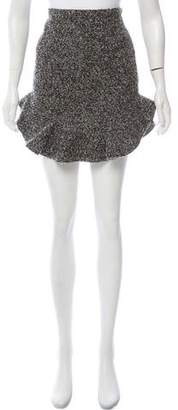 Isabel Marant Bouclé Mini Skirt w/ Tags