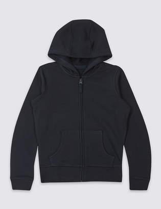 Marks and Spencer Unisex Hooded Sweatshirt