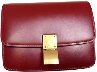Celine Classic Leather Handbag