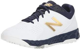 New Balance Women's Velo V1 Turf Softball Shoe 6 D US