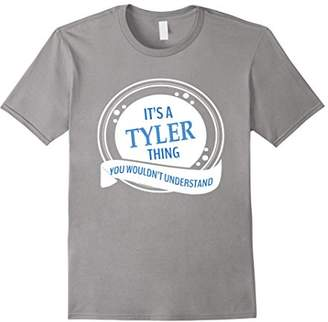 It's A Tyler Thing You Wouldn't Understand Tshirt