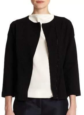 3.1 Phillip Lim Textured Knit Jacket
