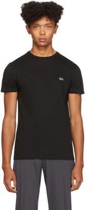 Lacoste Black Pima Cotton T-Shirt