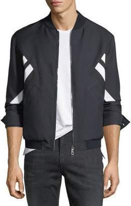 Neil Barrett Modernist Track Jacket