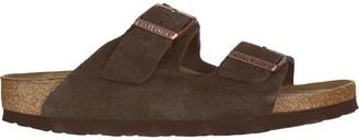 Birkenstock Arizona Soft Footbed Suede Narrow Sandal - Women's