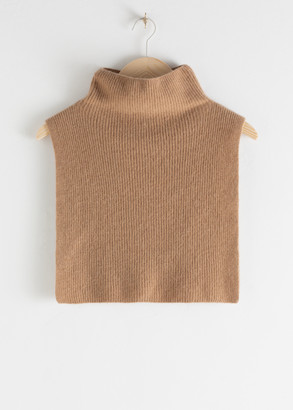 And other stories Cashmere Turtleneck Snood