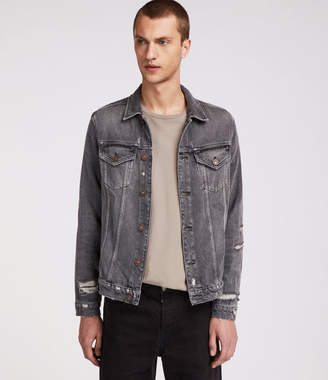 AllSaints Beltar Denim Jacket