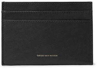 Dries Van Noten Leather Cardholder