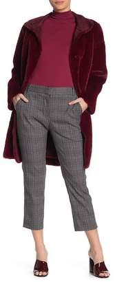 Velvet by Graham & Spencer Plaid Cropped Pants