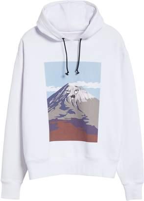 Aztech Mountain Doodle Hoodie