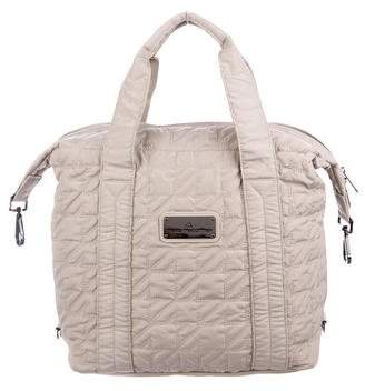 Stella McCartney Quilted Gym Bag
