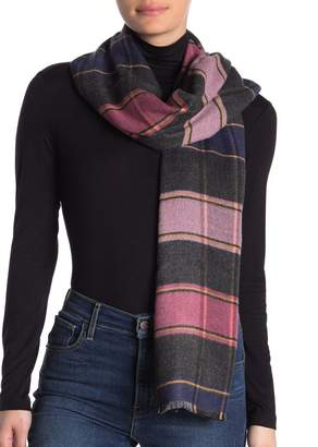 Chelsey Imports Plaid Scarf