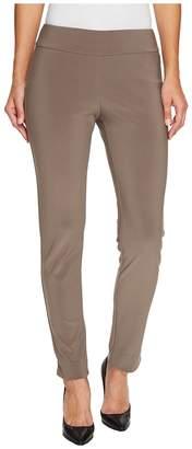 Krazy Larry Microfiber Long Skinny Dress Pants Women's Dress Pants