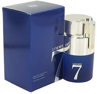 Loewe 7 By For Men Eau De Toilette Spray 1.7 oz