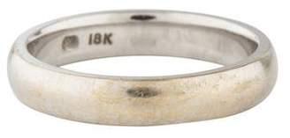 Ring 18K Wedding Band