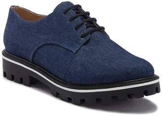 Schutz Luppa Denim Oxford