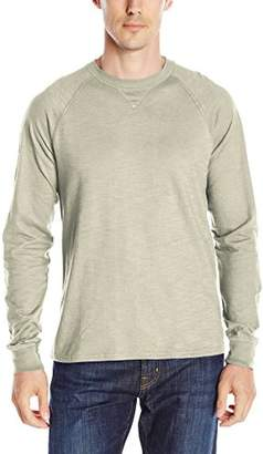Hanes Men's Long-Sleeve Slub Jersey T-Shirt