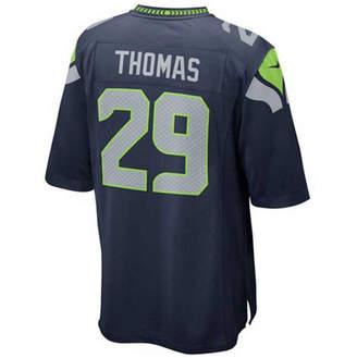Nike Men's Earl Thomas Seattle Seahawks Game Jersey