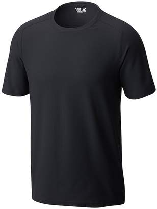 Mountain Hardwear Men's Solid Crewneck T-Shirt