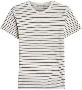 Vince Printed Cotton T-Shirt