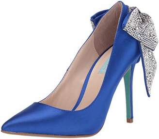 e2729ea9e8e Betsey Johnson Blue Women s Shoes - ShopStyle