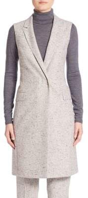 HUGO BOSS Karana Tweed Vest