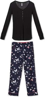 Pink Label Irene Pajama Set