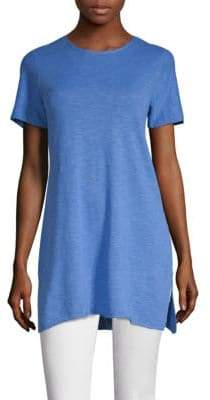 Eileen Fisher Roundneck Hi-Lo Tunic