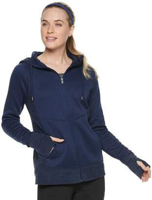 Tek Gear Women's Sweater Fleece Jacket
