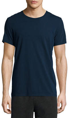ATM Anthony Thomas Melillo Classic Crewneck Short-Sleeve T-Shirt