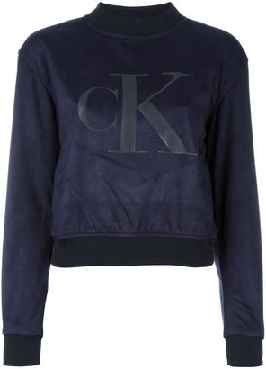 Calvin Klein Jeans scoop neck body $164.18 thestylecure.com