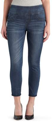 Rock & Republic Women's Fever Pull-On Crop Skinny Jeans