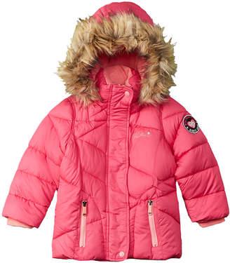 Weatherproof Bubble Jacket