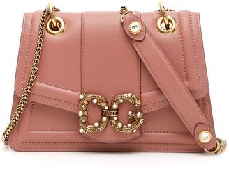 f14162d69ad6 Dolce Gabbana Leather Bag - ShopStyle Canada