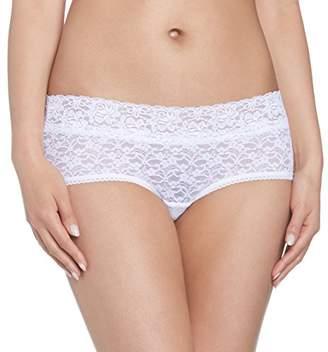 Bjorn Borg Women's Lace Hotpant Boy Short,(Manufacturer Size: X-Small)