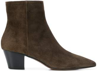 L'Autre Chose pointed ankle boots