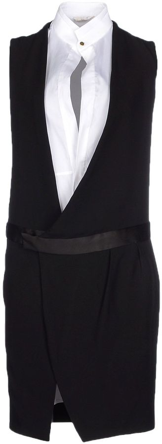 CelineCÉLINE Short dresses