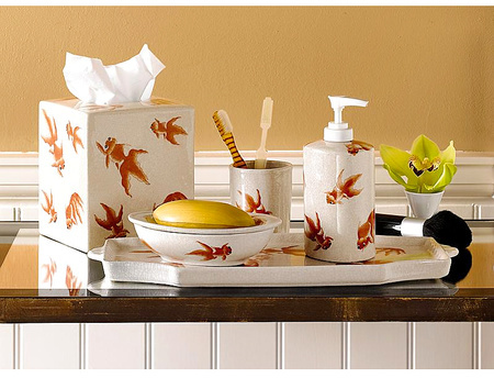 Koi Bath Accessories